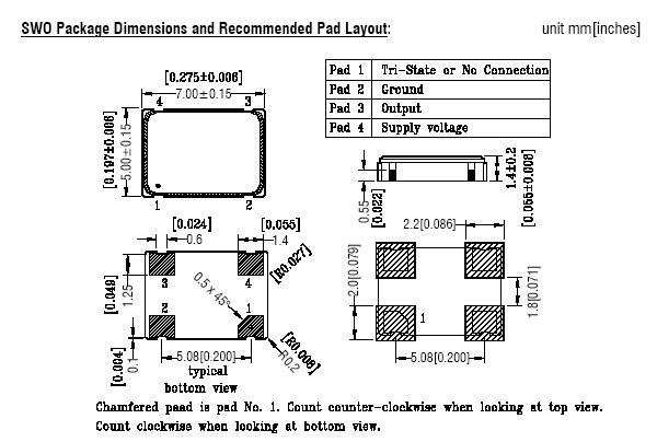 Dimension OSC-507