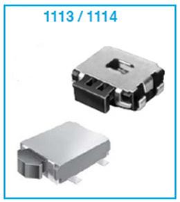 觸控開關 Tact Switch SMD型